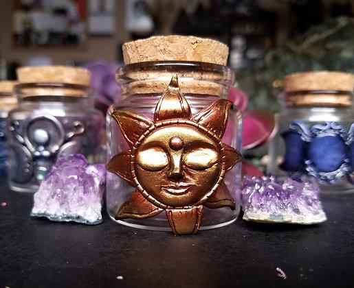 Sunshine Mini Jar