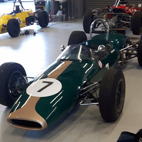 Building a Brabham