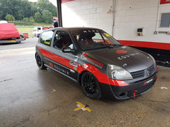 Clio 182 Track Day at Brands Hatch
