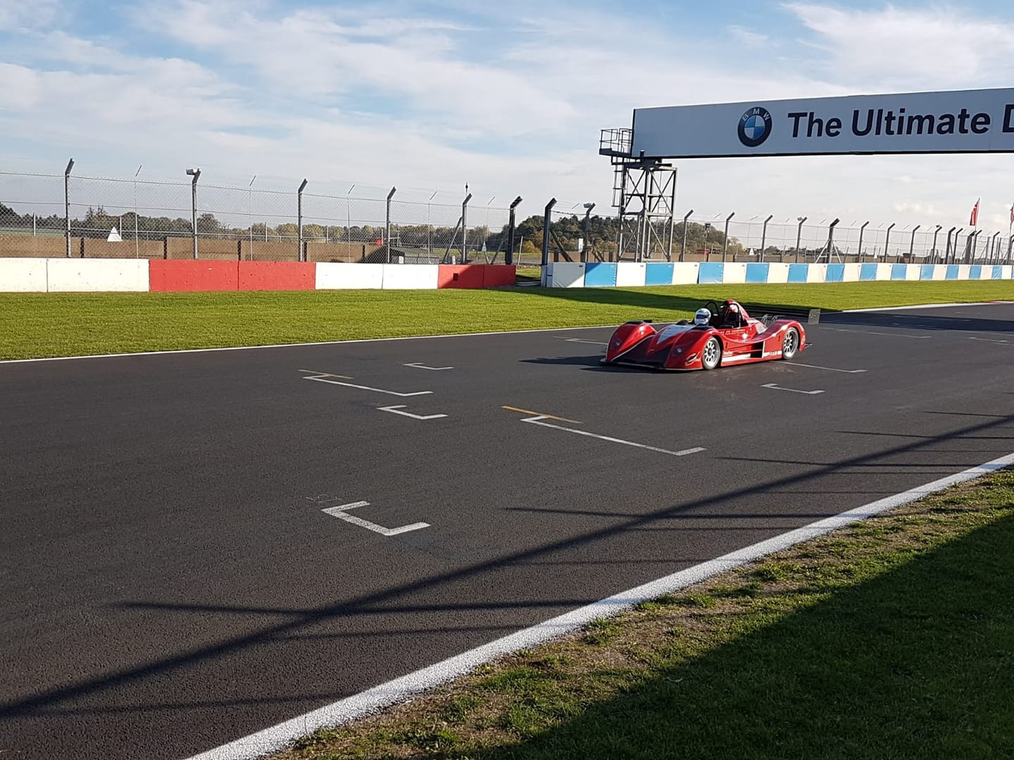 Palmersport JP1 at Donington Park
