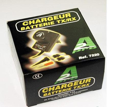 Carregador de Bateria TX/RX