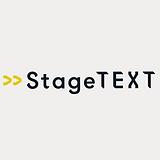 StageText copany logo