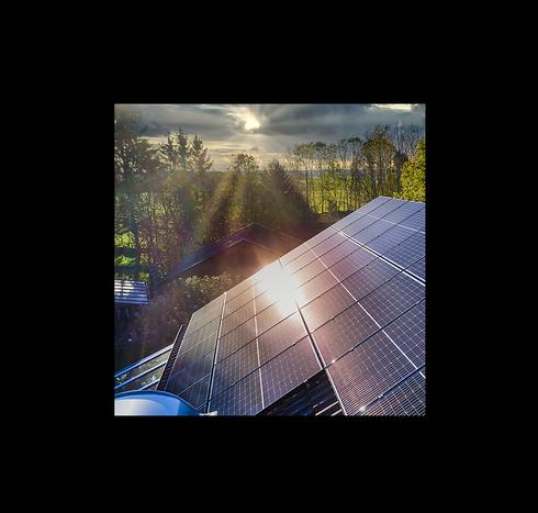 Savant Energy Solar Power Shade