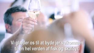 Restaurant Arken - Fiske og Skaldyrsbuff