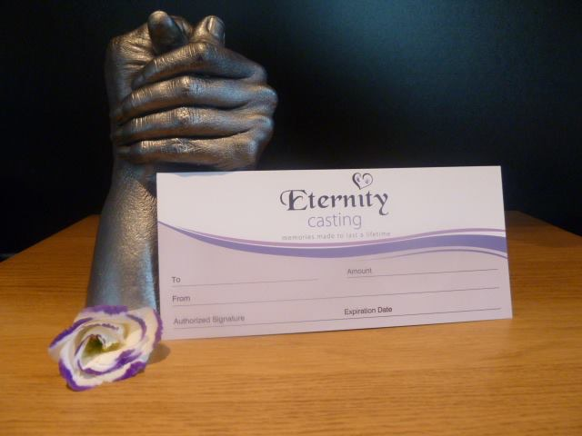 Eternity Casting Gift Voucher