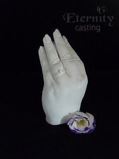 single hand cast