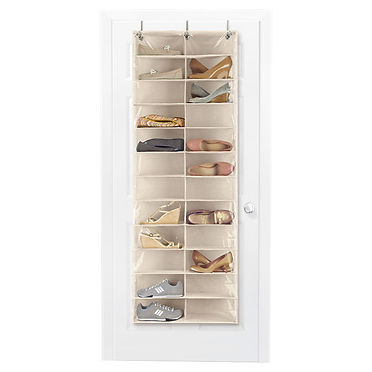 Over The Door Organizer | Things We Love | www.TheOrganazmLadies.com