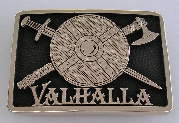 Viking Valhalla Buckle