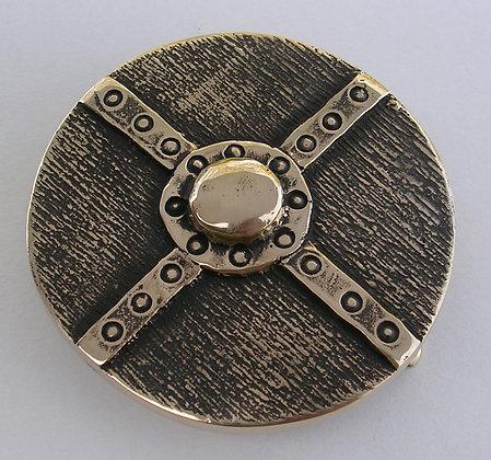 Viking Shield Buckle