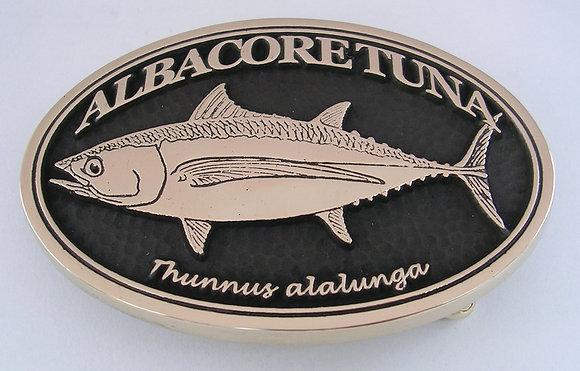 Albacore Tuna Buckle