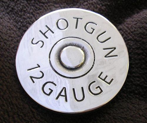 12 Gauge Shot Gun Buckle