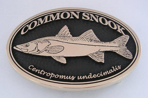 Common Snook Buckle