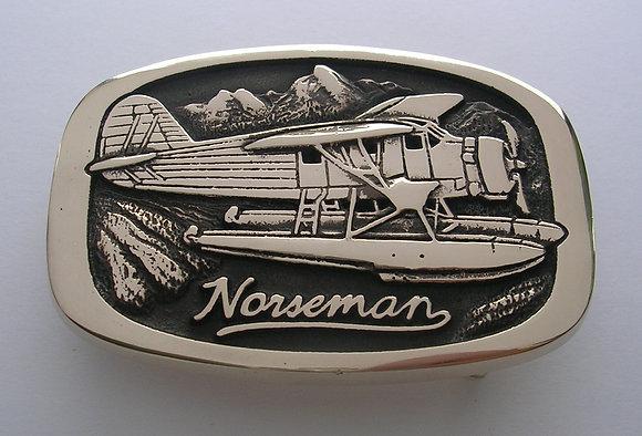 Noorduyn Norseman Airplane Buckle