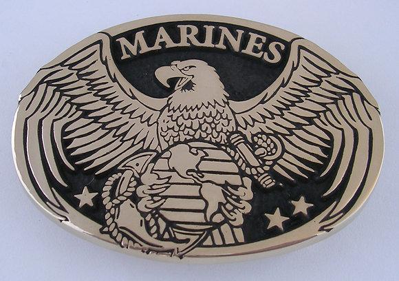 Marines Eagle Belt Buckle