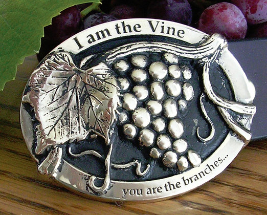 I am the Vine Buckle