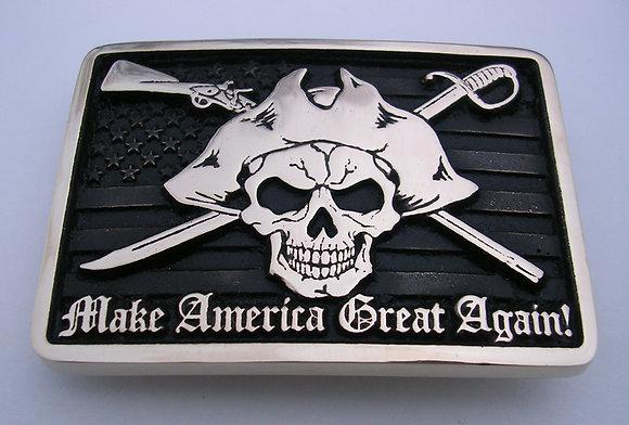 Make America Great Again! - Belt Buckle