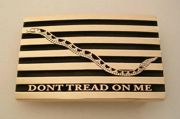 Navy Jack Flag Belt Buckle