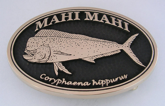 Mahi Mahi Buckle