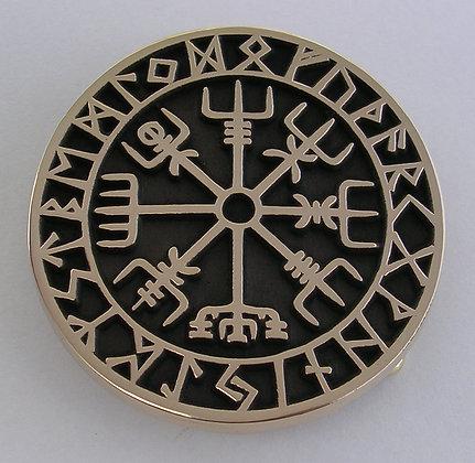 Viking Compass Buckle