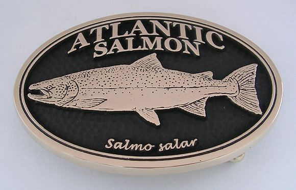 Atlantic Salmon Buckle