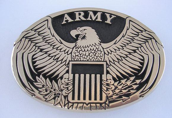 Army Eagle Belt Buckle