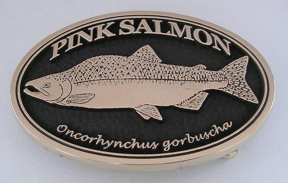Pink Salmon Buckle