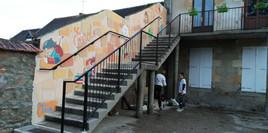 fresque école sainte thérèse