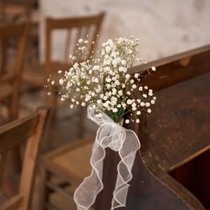 Fleurs mariage inspiration Rose et Blanc