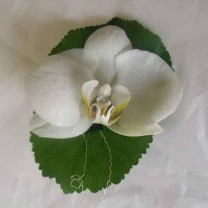 Fleurs mariage - Boutonnière