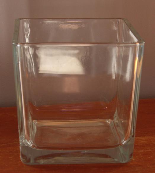 verrerie carrée 4€