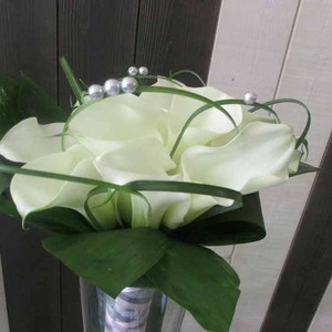 Fleurs mariage - Bouquet de calla