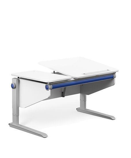 Moll Winner Split Desk - White