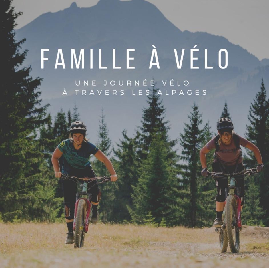 FAMILLE A VELO