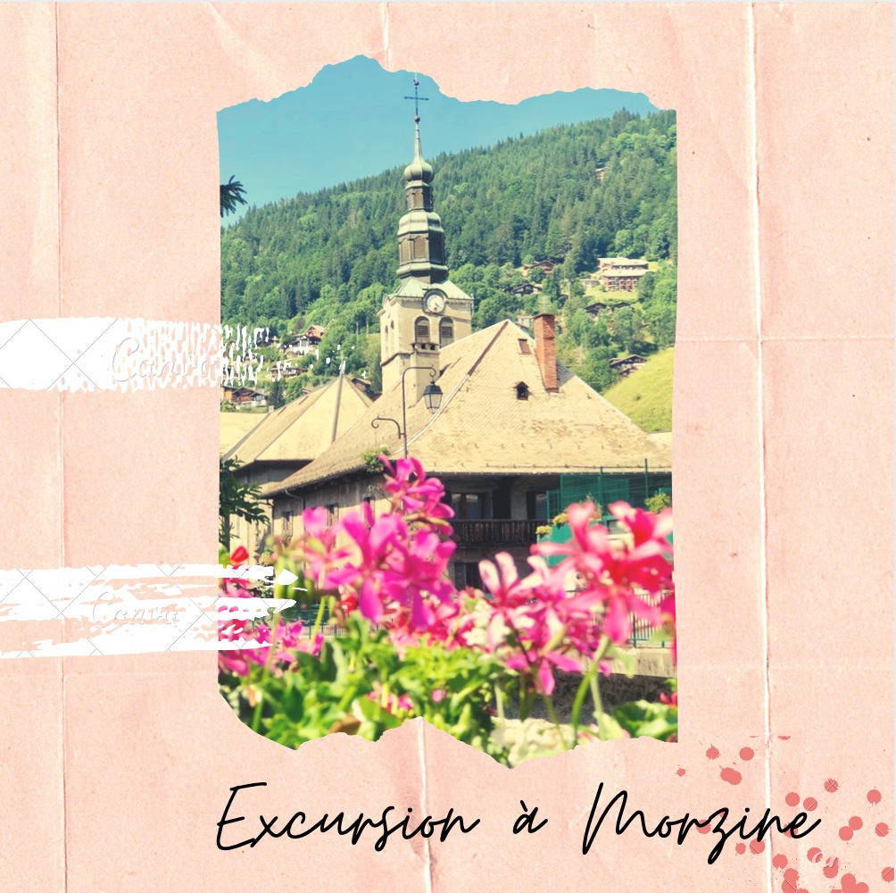EXCURSION A MORZINE