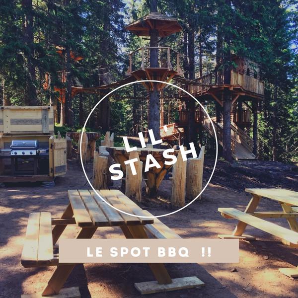 BBQ au Lil'Stash