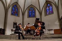 Ensemble  ANTHEA en trio