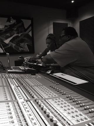 Century Studios Recording Session