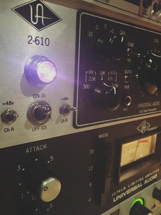 Century Studios Vintage Gear