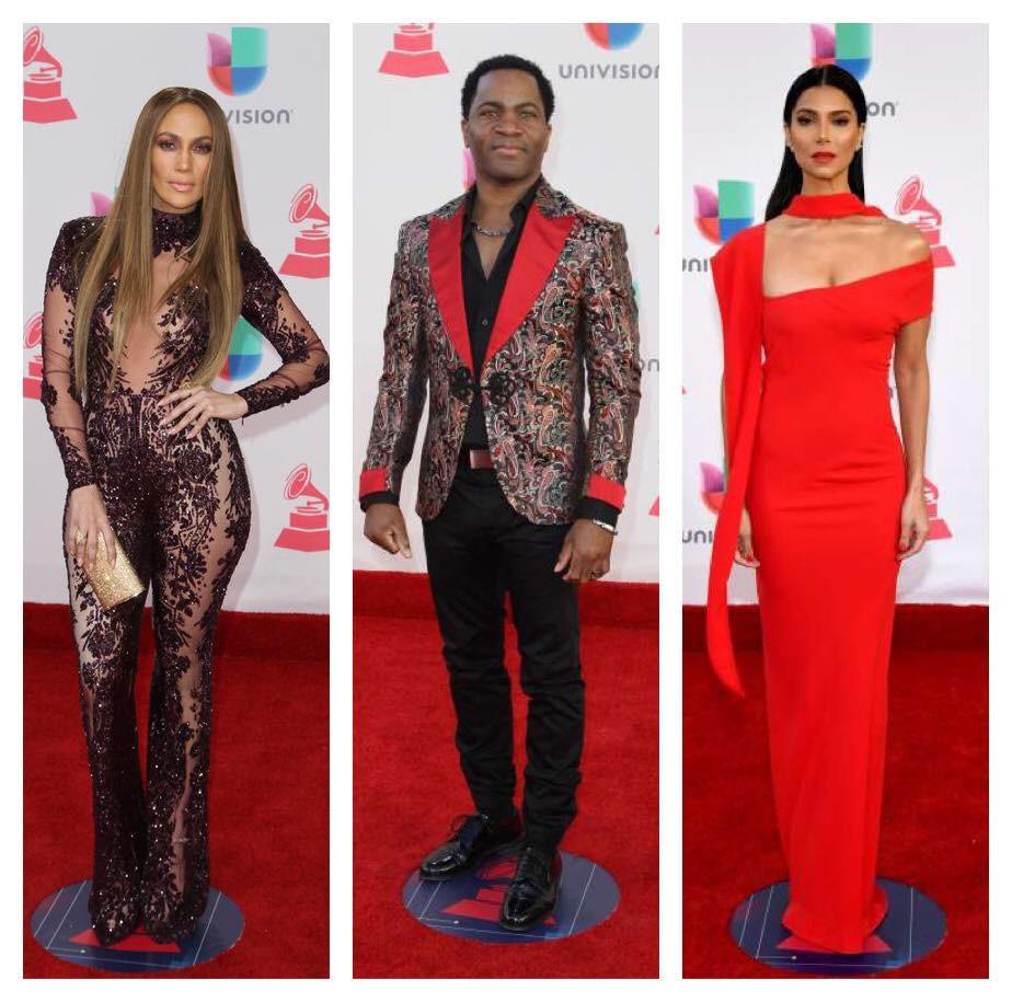 Aaron Bing Latin Grammy Awards
