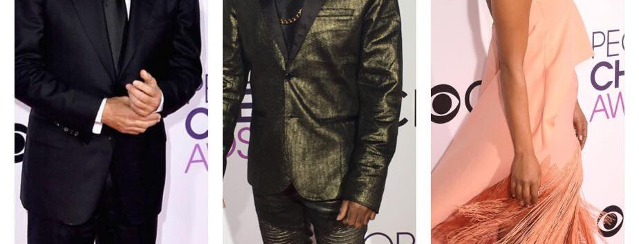 Aaron Bing Peoples Choice Awards