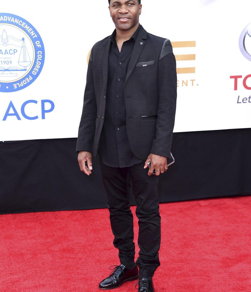 Aaron Bing NAACP Image Awards 2018: Hottest Hunks
