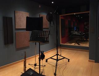 Century Studios Live Room