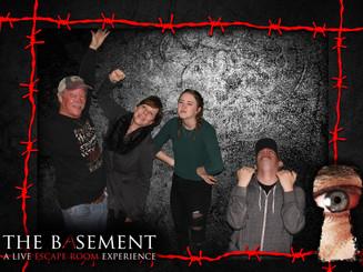 Escape Room Family Fun!