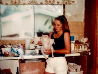 My start as a Chef came at 14!