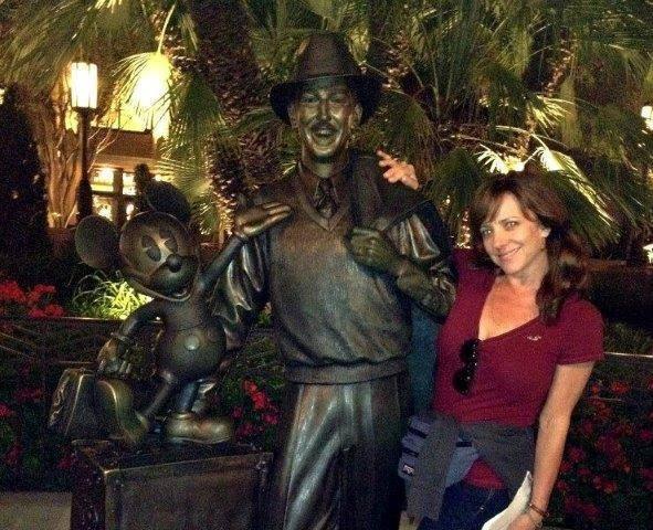Mickey, Walt & Me