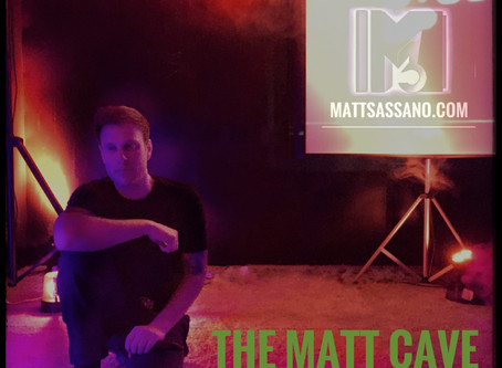 """Welcome to """"The Matt Cave"""""""