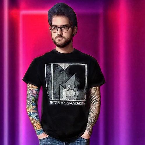 Official M3 logo T shirt