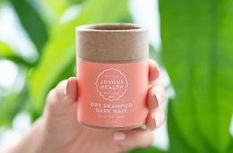 Red Hot: Non-Toxic Dry Shampoo