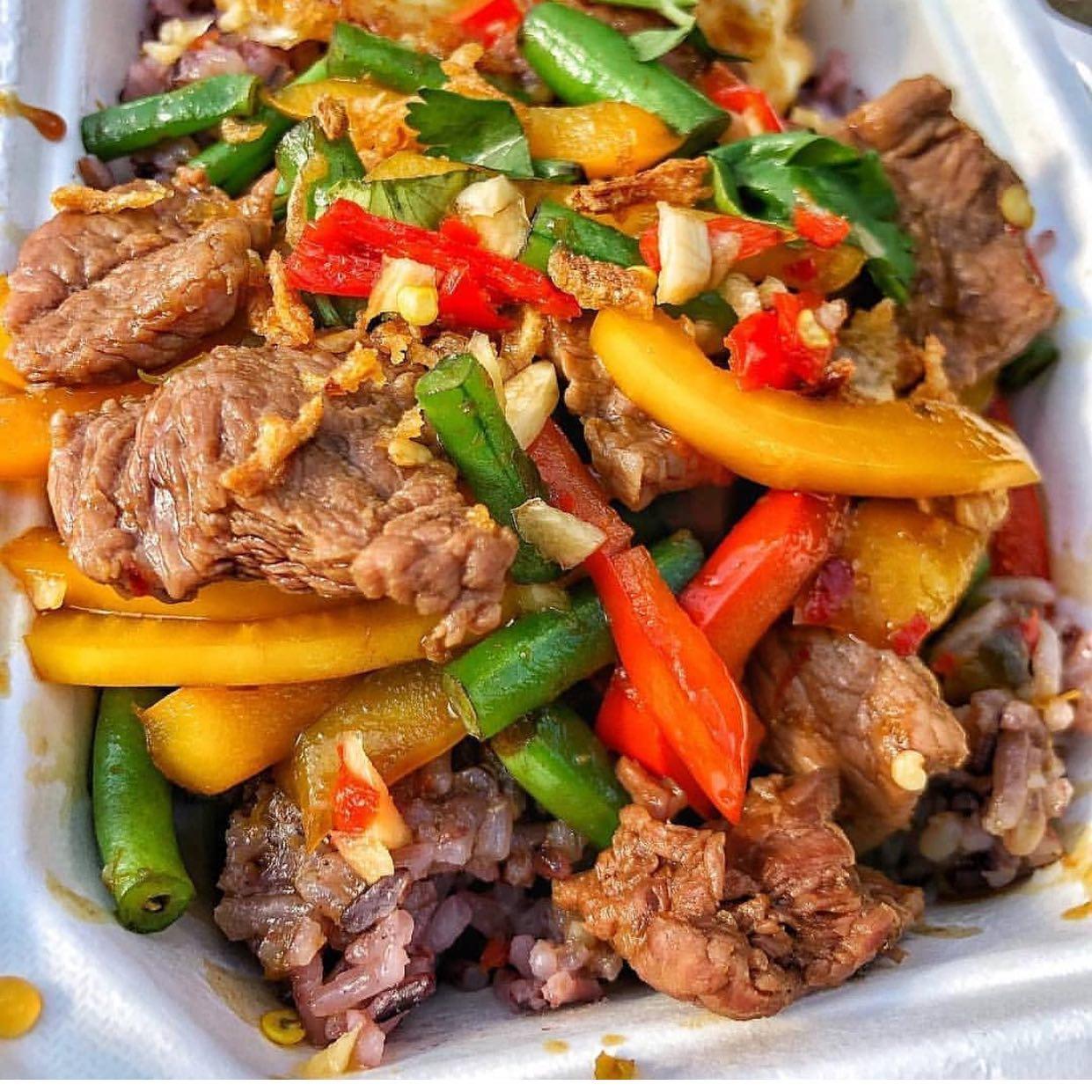 Kaprow beef