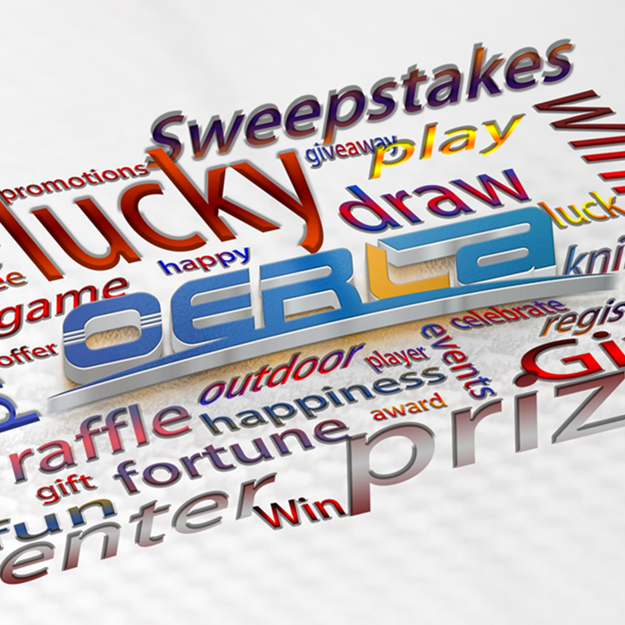 Sweepstakes registration July 2021